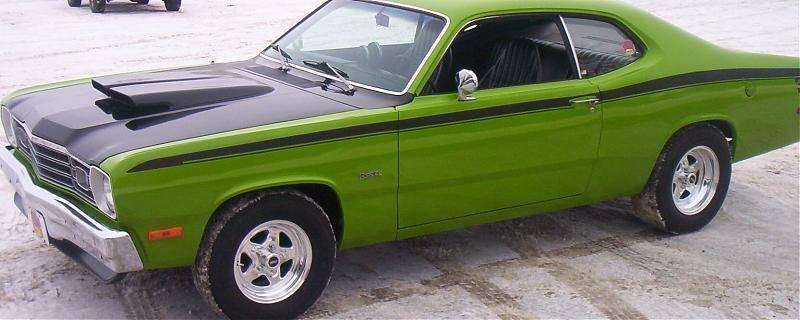 Mopar Sassy Grass Green Paint Code