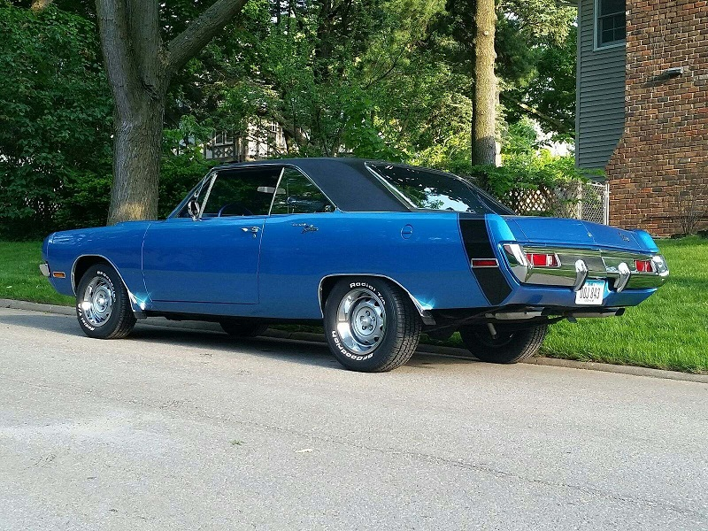 Dodge Dart Tire Size >> Widest tire on 8 3/4 rearend - 1972 Dodge Dart Swinger | For A Bodies Only Mopar Forum