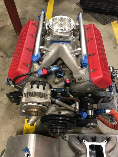 800+HP R5P7 Dodge Race Engine on Craigslist | For A Bodies Only