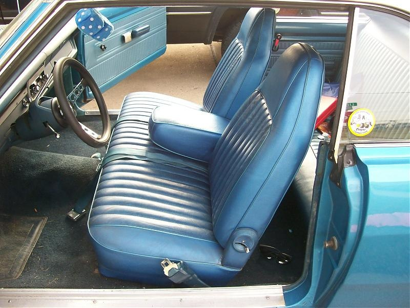 Dart Swinger Seat Covers Need Help For A Bodies