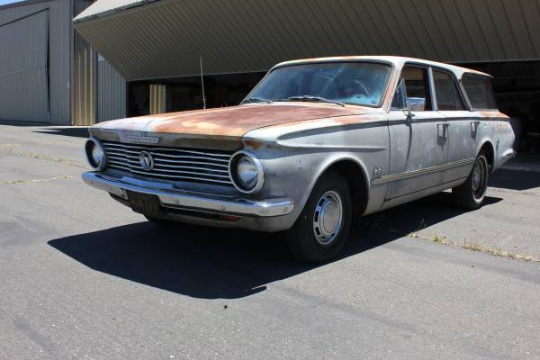 Neat 64 Valiant wagon | For A Bodies Only Mopar Forum