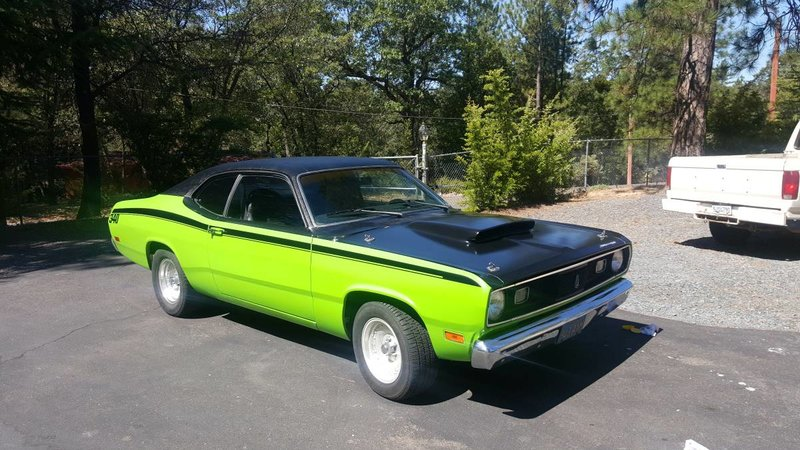 how much you think this 1972 duster is worth for a bodies only mopar forum. Black Bedroom Furniture Sets. Home Design Ideas