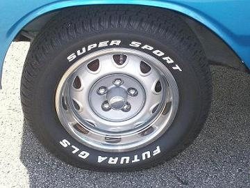 Wheel Paint For Refinishing Factory Rally Wheels For A