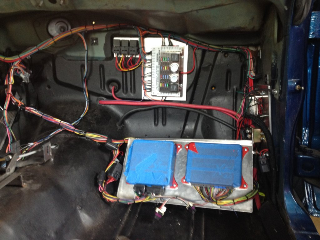 Old Ron Francis Express Wiring Diagram on american autowire diagrams, power steering diagrams, basic charging systems diagrams, ron francis wire works, ron francis car show,