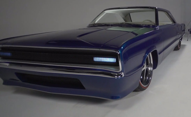 Bitchin' Rides 1967 Coronet R/T ***spoilers*** | For A ...  |Bitchin Rides Challenger Interior