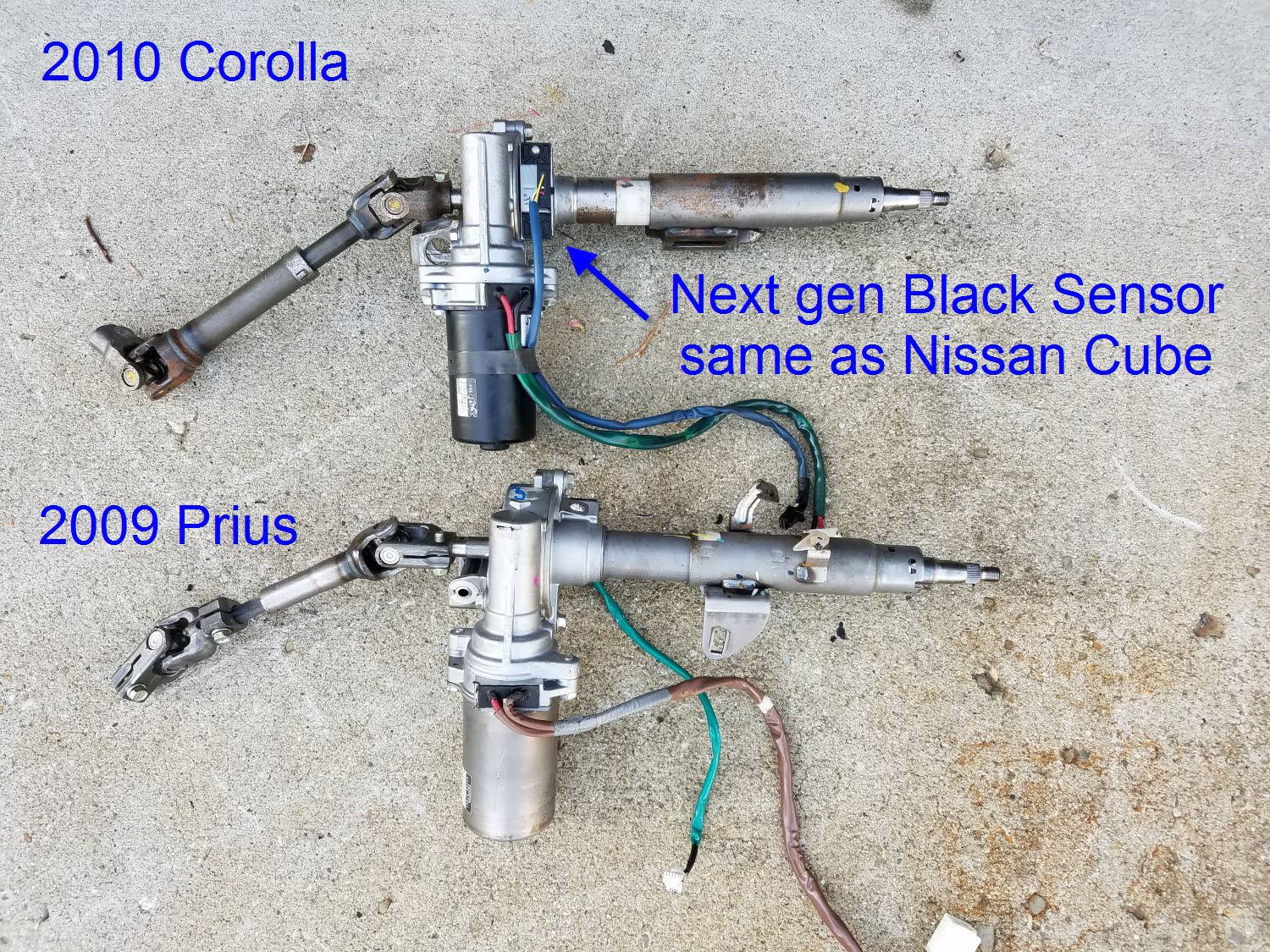 Toyota Yaris Electric Power Steering Wiring Diagram 35 With Fail Safe