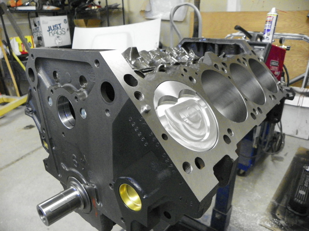 408 Stroker Short Block Details: Blueprint Engines | For A Bodies