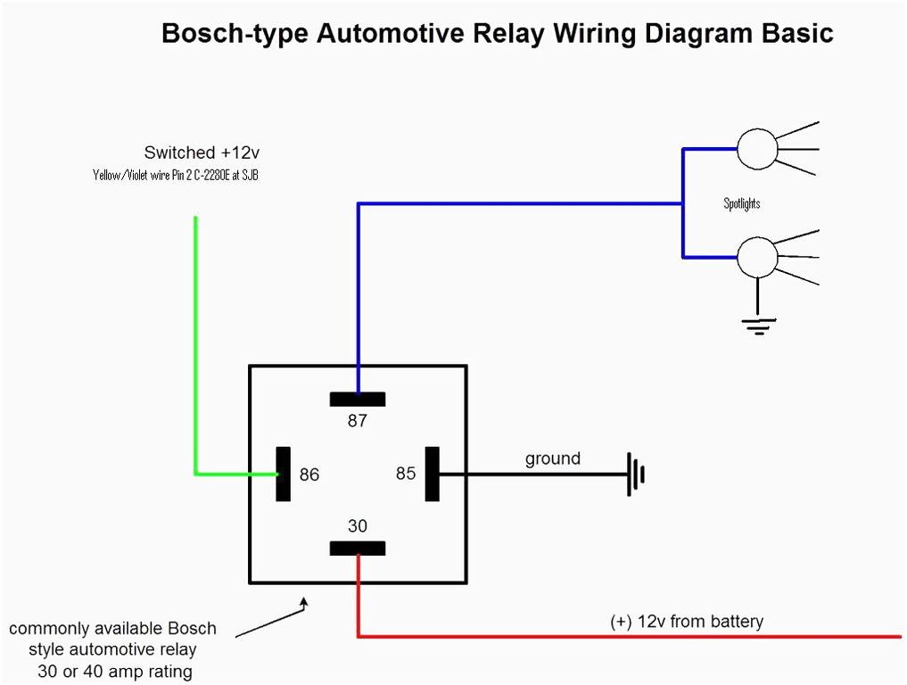 Diagram 30 Bosch Relay Wiring Diagram We Use A Or Full Version Hd Quality A Or Sitexnetto Campionatiscipc2020 It