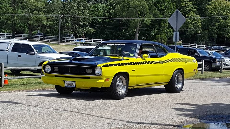 For sale 1970 plymouth duster aar themed h code for Telephone mural 1970