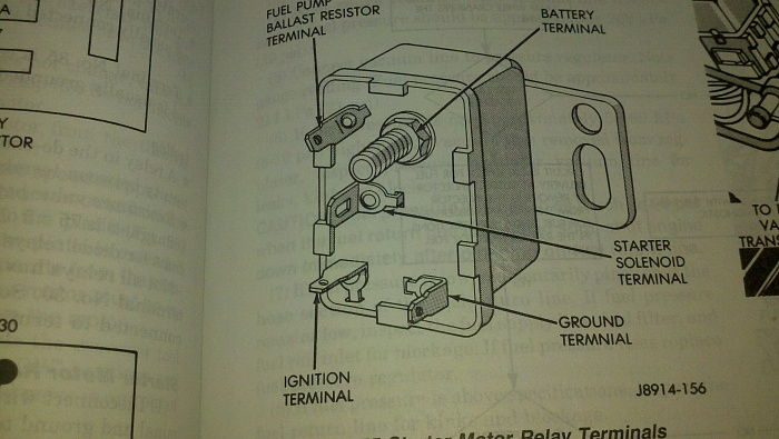 Help     Trying To Wire New Electronic Mopar Ignition