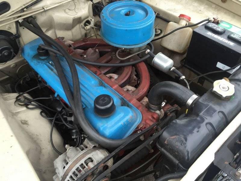 V8 In A 63