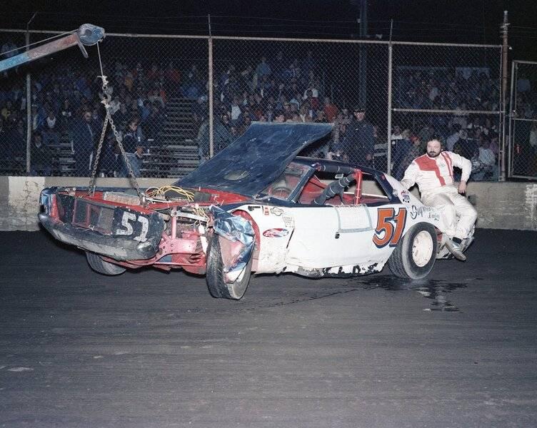 1981 sportsman car at Hales on the hook....jpg