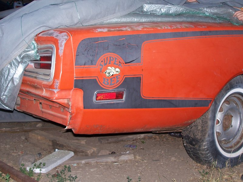 FOR SALE] - 1970 Hemi Orange Super Bee Project  | For A