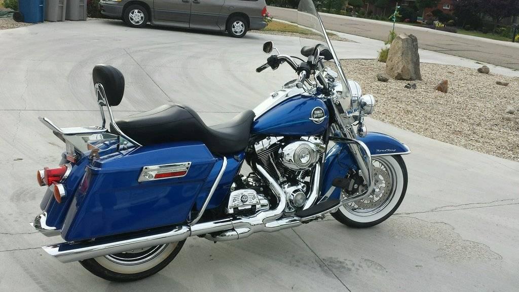 Harley Davidson Boise >> For Sale 2009 Harley Davidson Road King 11000 Boise