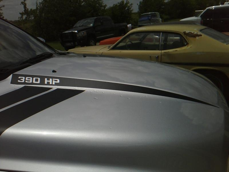 New Stripes Decals For The 2009 2010 Dodge Ram For A