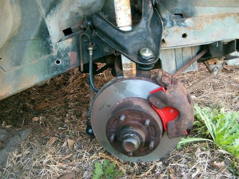 A Body Disc Brake Swap 101 | For A Bodies Only Mopar Forum