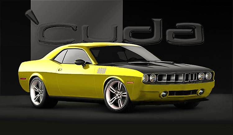 Another Cuda Is Coming Back Article For A Bodies Only Mopar Forum