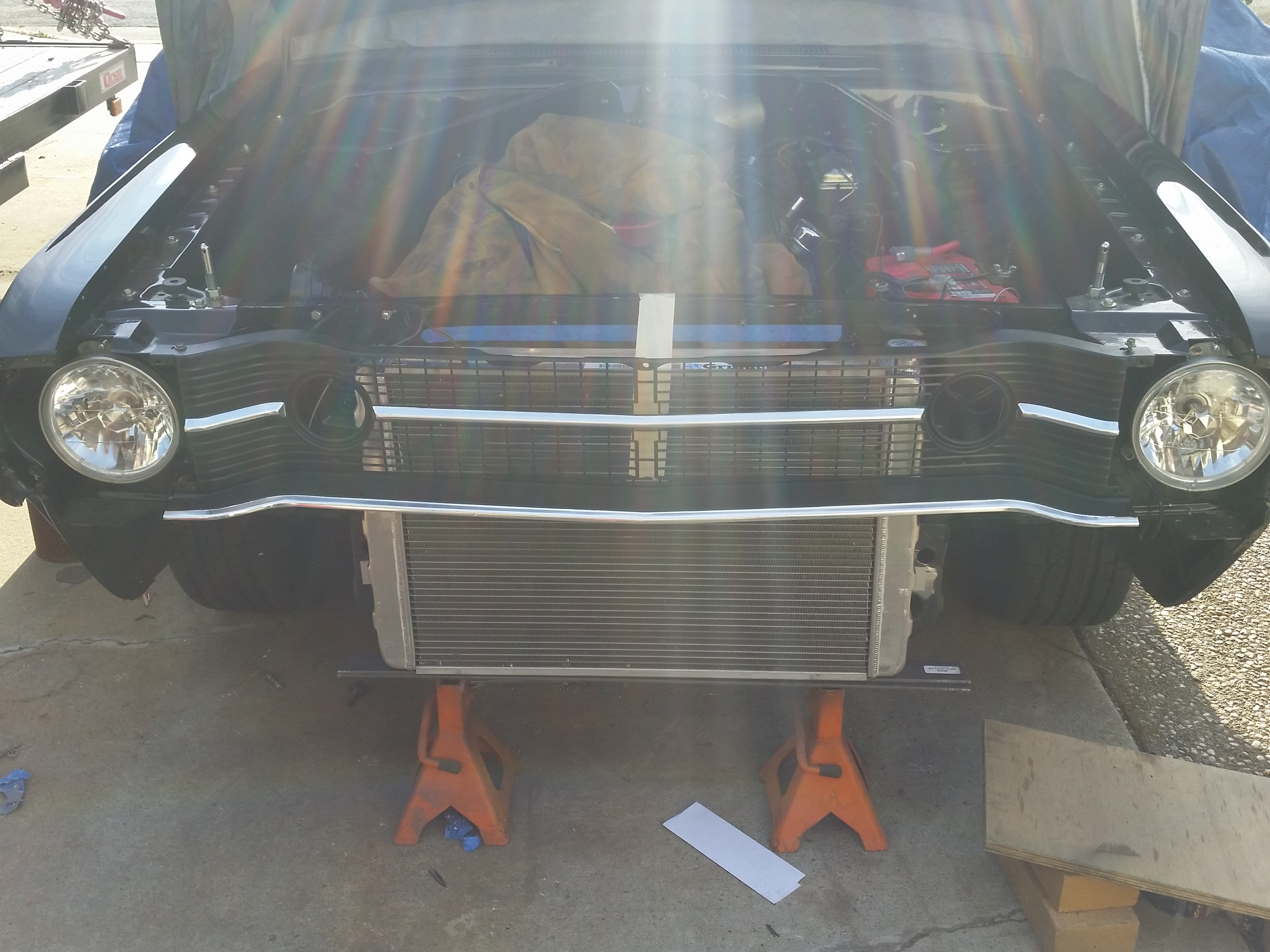 Radiator solutions | For A Bodies Only Mopar Forum