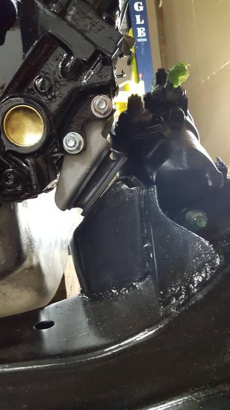 What Is Mopar >> Shimming 318 motor mounts | For A Bodies Only Mopar Forum