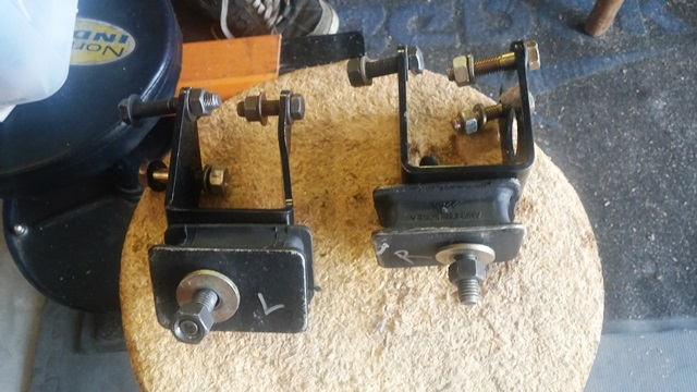 Sold Early A Body Schumacher Motor Mount Kit For A