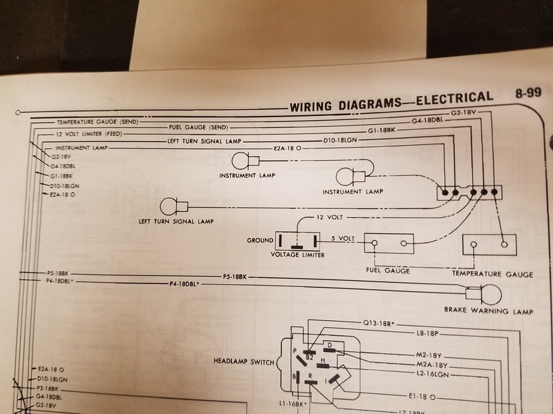 1968 roadrunner wiring diagram also fuel gauge fuel sending unit and fuel gauge trouble for a bodies only mopar  fuel sending unit and fuel gauge