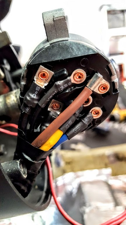 Ignition switch wires identification | For A Bos Only ... on
