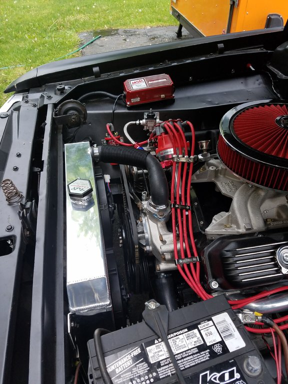 Aluminum Radiator | For A Bodies Only Mopar Forum