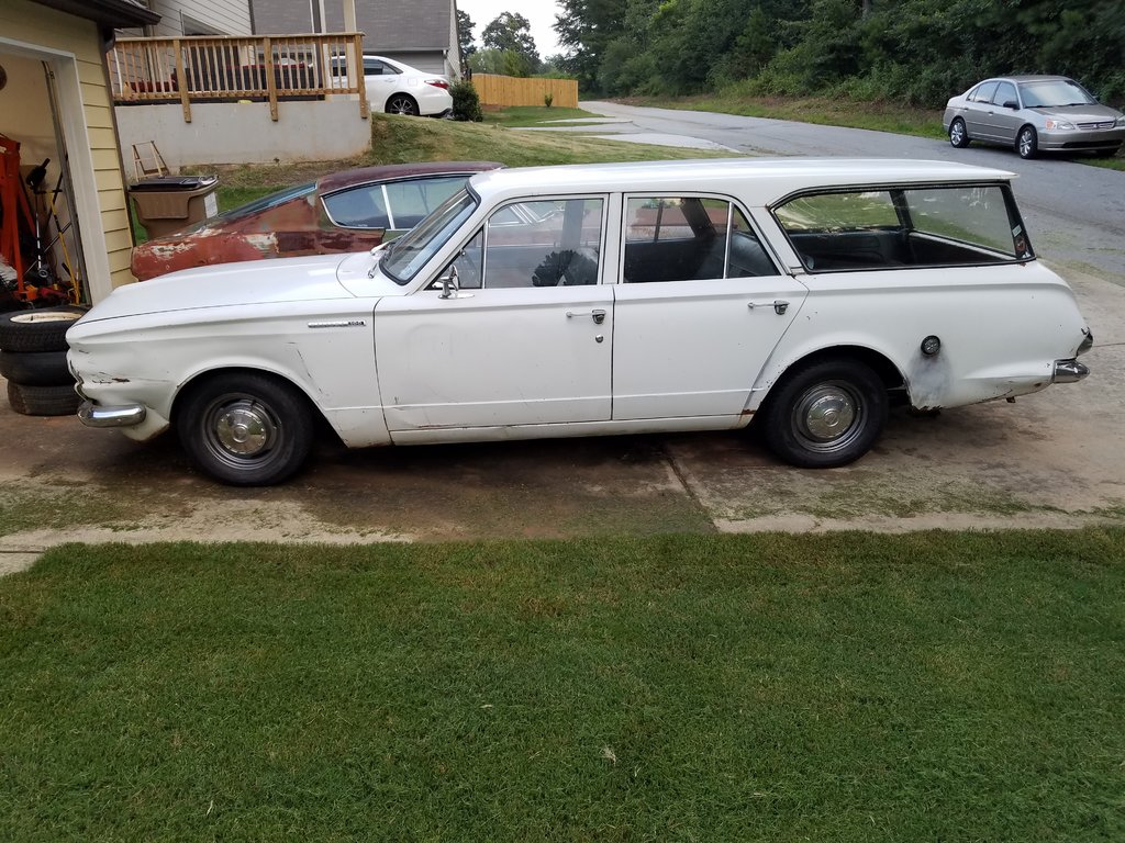 SOLD] - 65 valiant wagon | For A Bodies Only Mopar Forum
