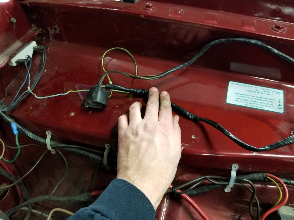 1968 dodge dart engine bay wiring fix questions for a 1969 plymouth roadrunner precision