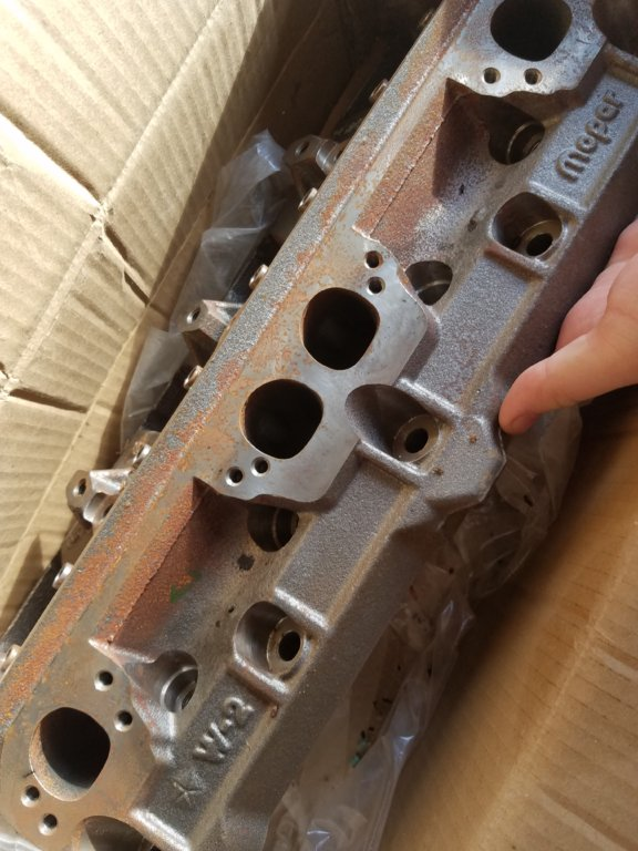[SOLD] - W2 Heads - New - $850   For A Bodies Only Mopar Forum