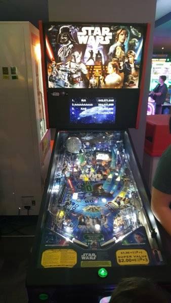 New pinball machine | For A Bodies Only Mopar Forum