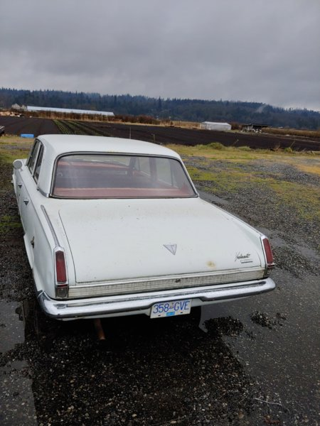 FOR SALE] - 1964 Valiant 4 door part out  | For A Bodies