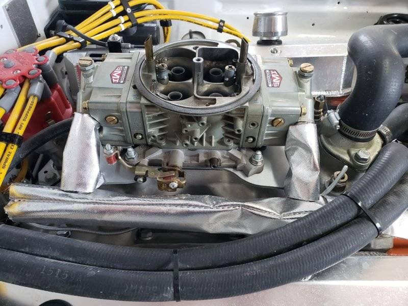 Holley 108-70 Carburetor Heat Insulator