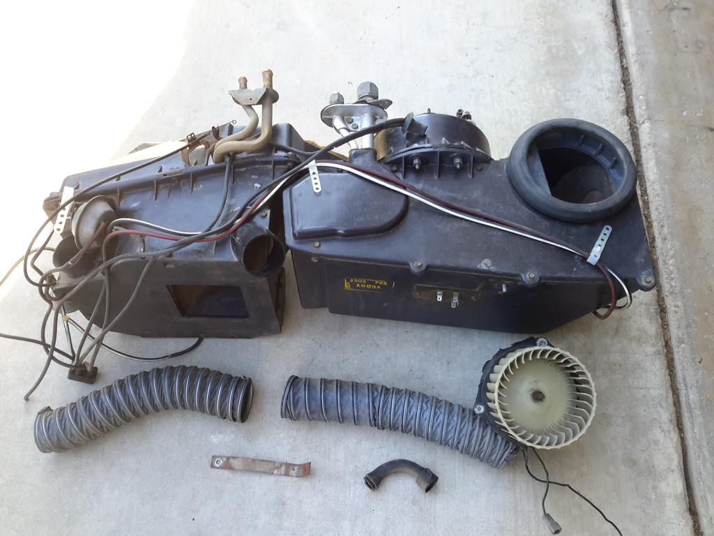 SOLD] - A/C-Heater box A-body | For A Bodies Only Mopar Forum