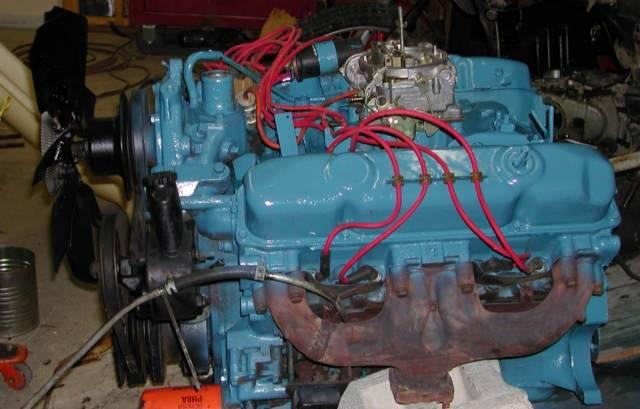 413 motorhome/truck/industrial motor