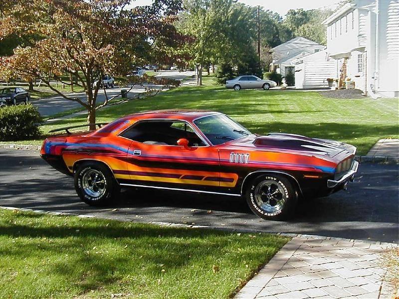Dallas Car Show >> crazy 70s paint jobs | For A Bodies Only Mopar Forum