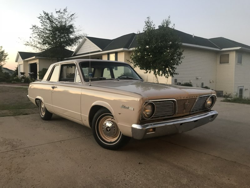 WANTED] - 1966 Early A-Body 4-speed floor hump 66 Valiant