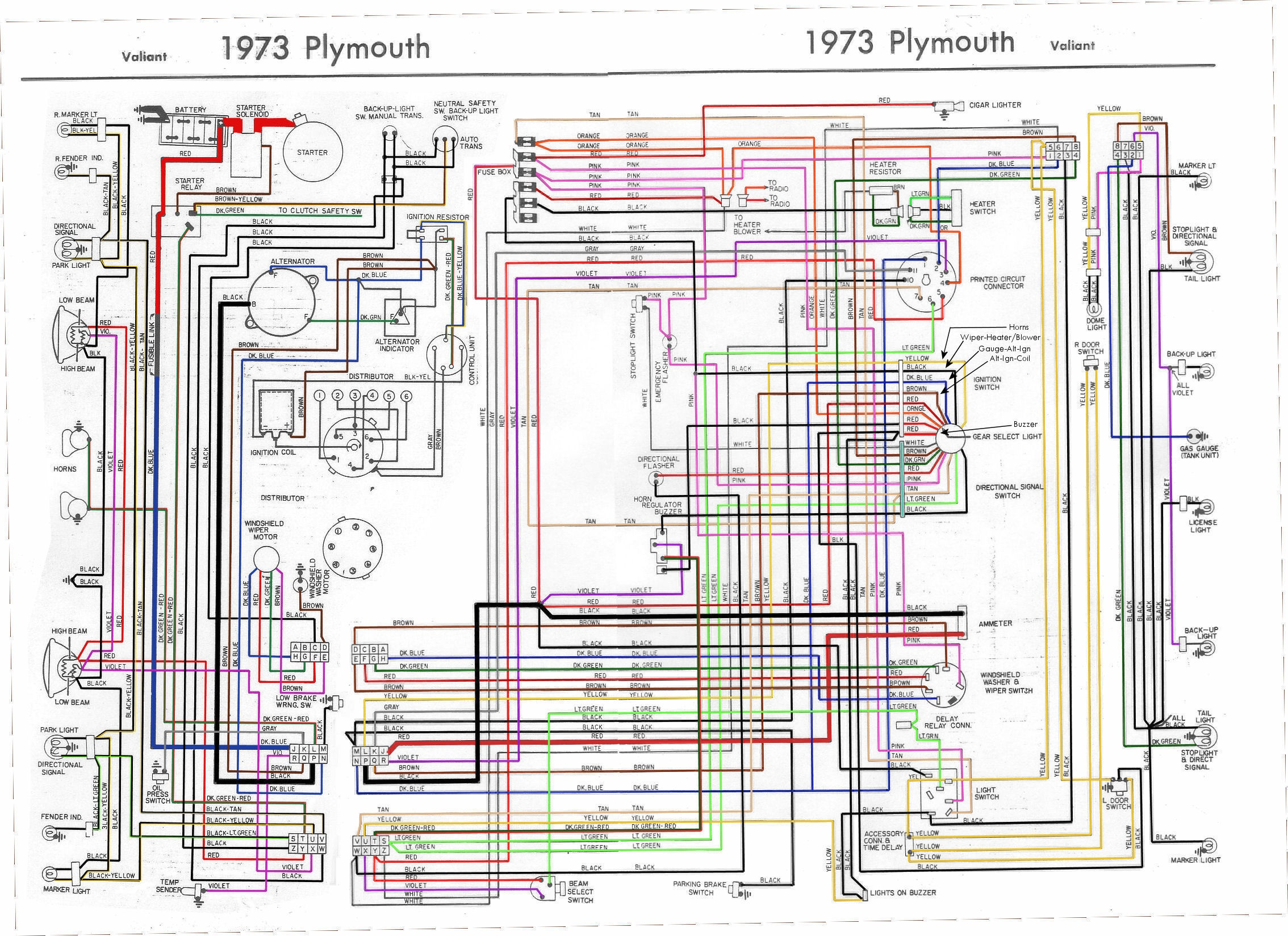 Plymouth Valiant Wiring Diagram Will Be A Thing 1966 Porsche Ignition Car Elsavadorla Diagrams Dash