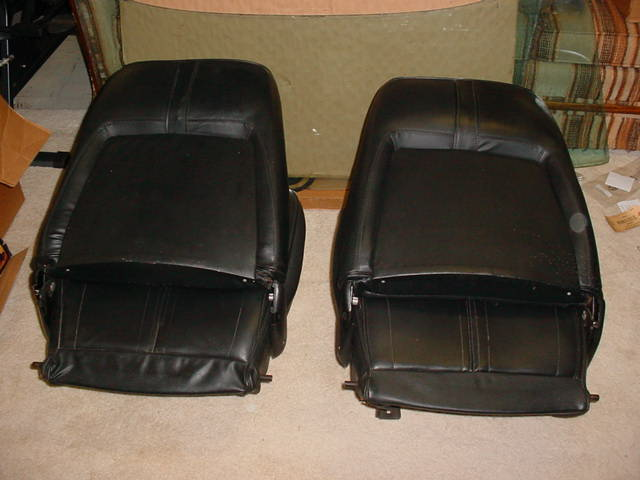 For Sale 1968 Dodge Dart Bucket Seats For A Bodies