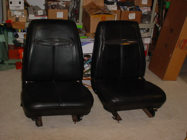 Sold 1968 Dodge Dart Bucket Seats For A Bodies Only