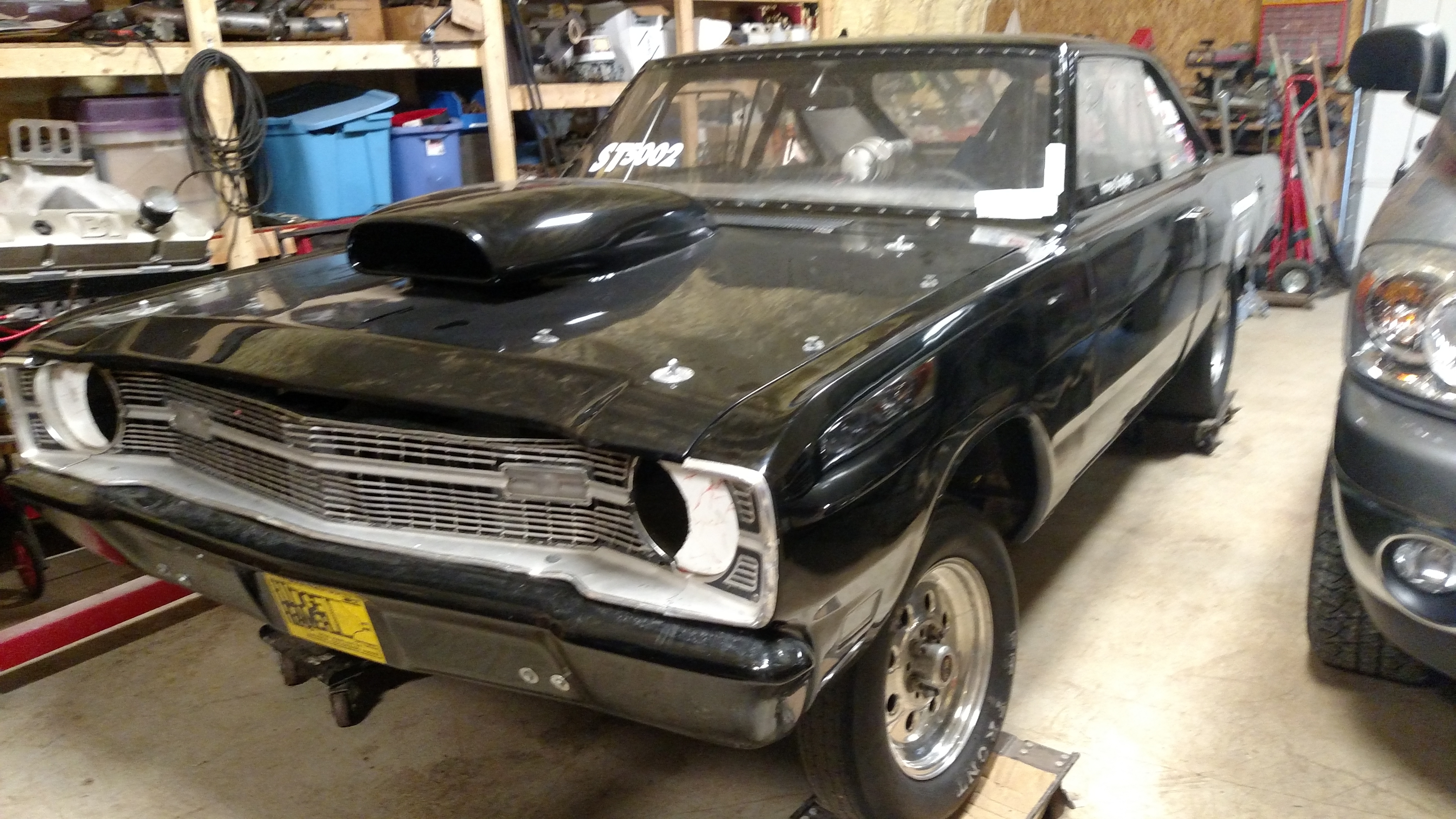 SOLD] - 1969 Dart Drag Car Complete Roller | For A Bodies Only Mopar ...
