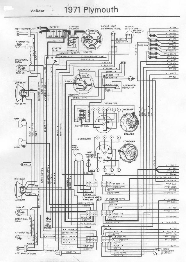 Neutral Safety Switch Wiring Diagram : Mopar neutral safety switch wiring diagram