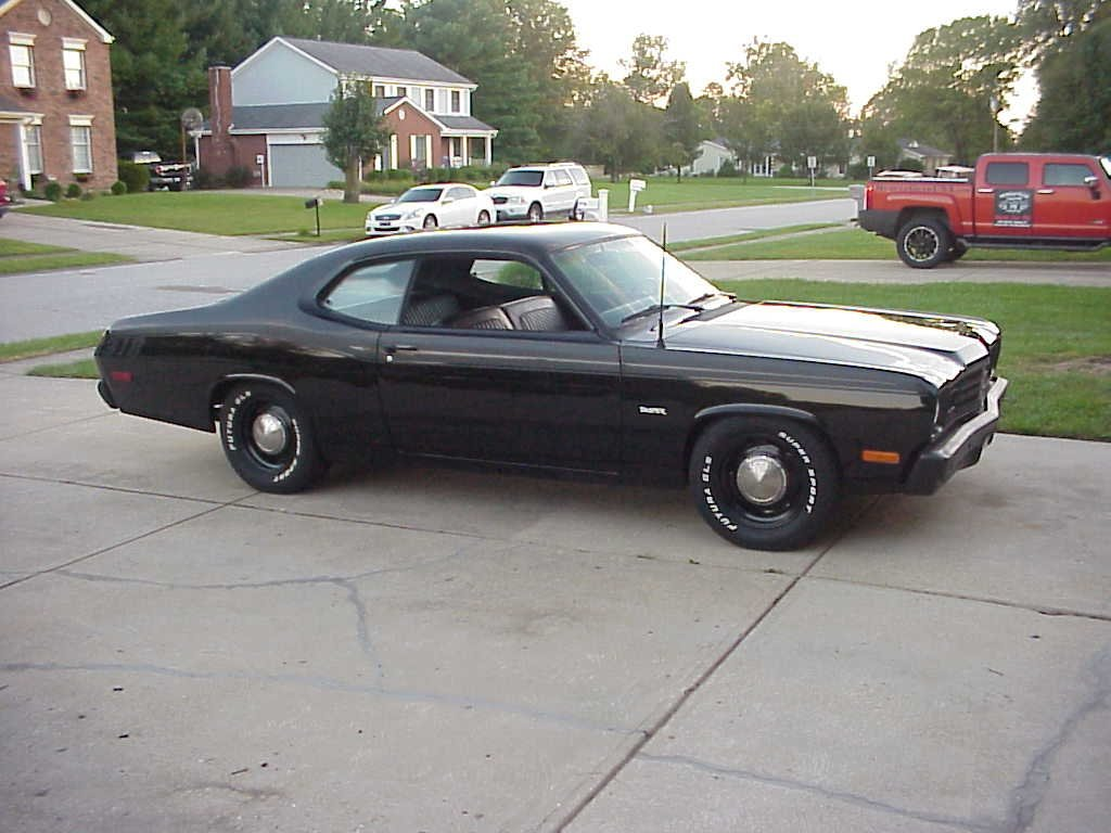For Sale 1973 Plymouth Duster For A Bodies Only