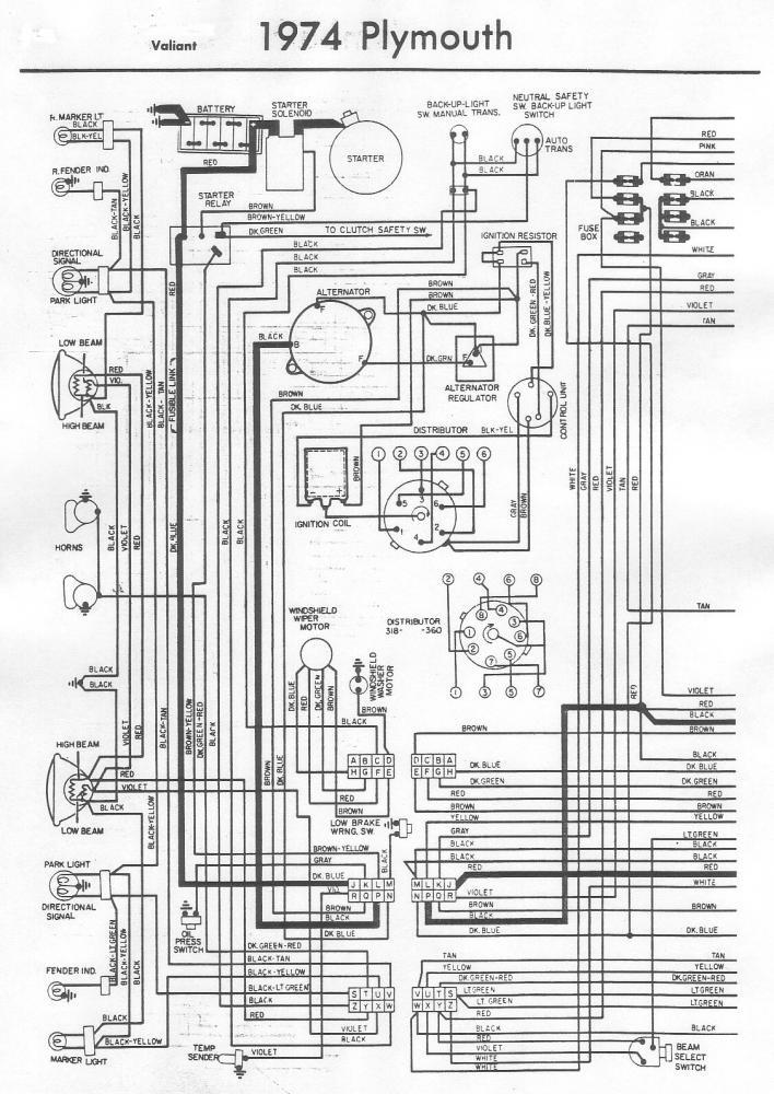 1973 Plymouth Valiant Engine Diagram 1973 Dodge Monaco