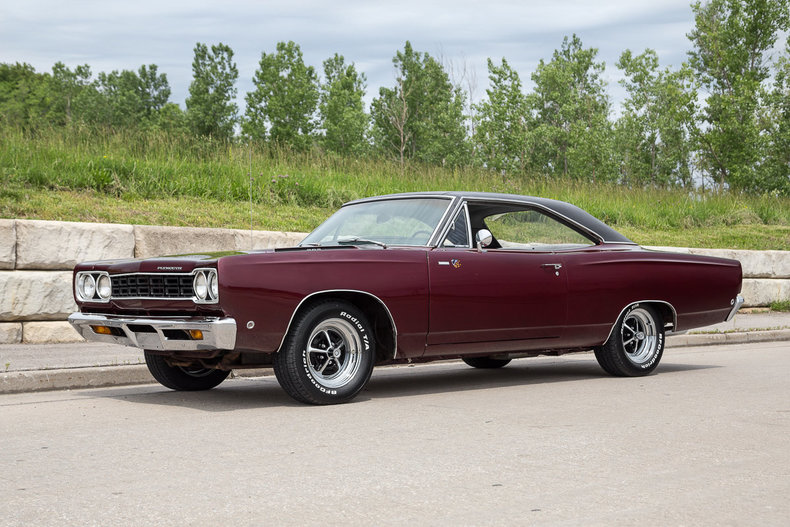 1968 dodge charger and rt owners manual reprint