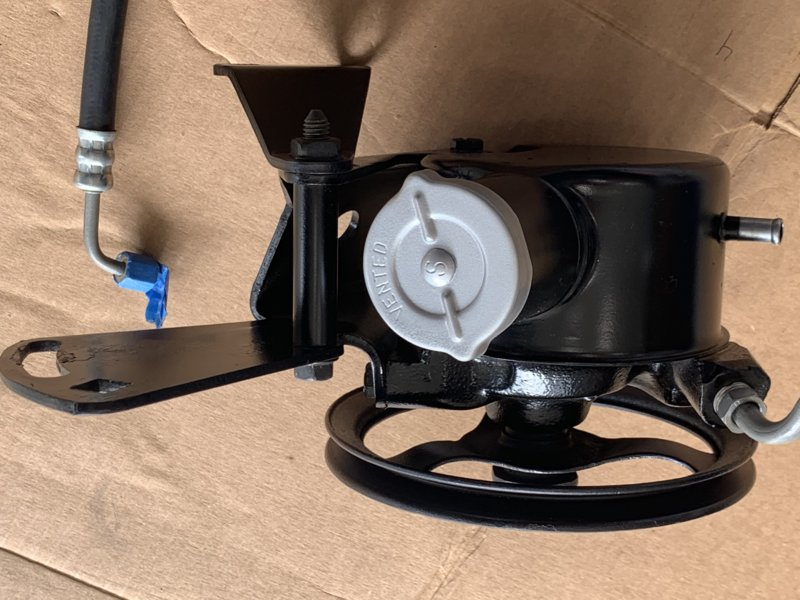 SOLD] - Federal/TRW style power steering pump | For A Bodies Only