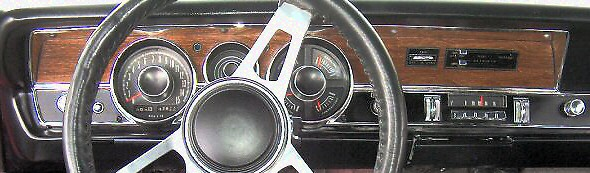 Aftermarket Barracuda Dash Bezel - Reviews??? | For A Bodies