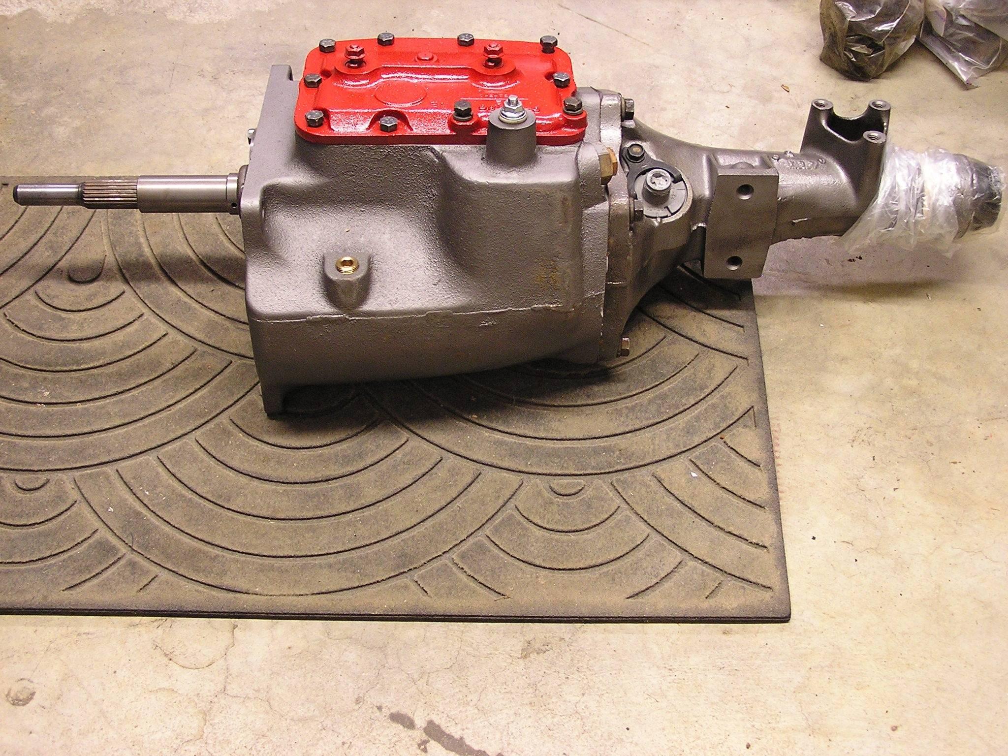 Chryslers At Carlisle >> [SOLD] - MOPAR A833 4 Speed Overdrive Rebuilt Transmission ...