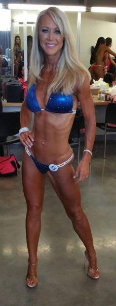 Jessi Combs Bikini