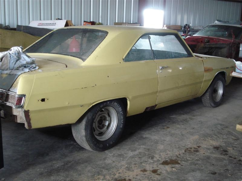 Sioux Falls Mopar Car Show